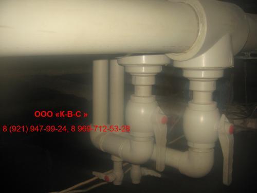 установка водопровода в квартирном доме